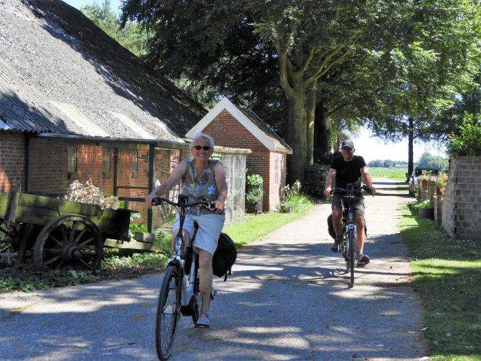 fietsen, Wildemansheerd