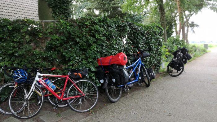 fietskampeerders